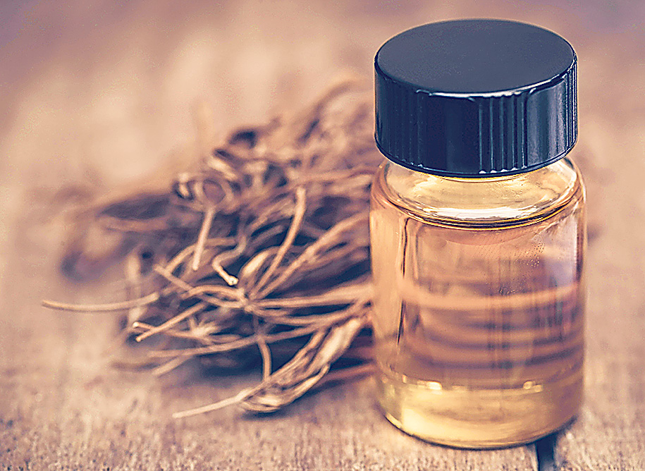 Getrocknete Cannabis-Pflanze, Cannabidiol-Öl