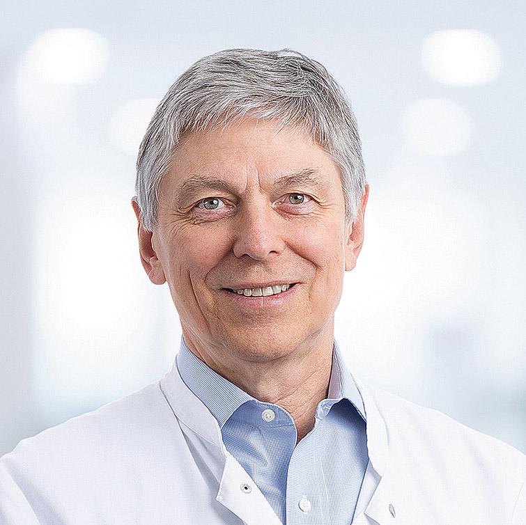 Porträt: Prof. Dr. Detlev Uhlenbrock