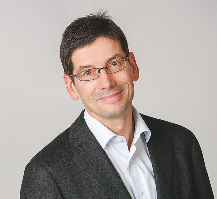 Portrait: Dr. med. Klaus Gehring