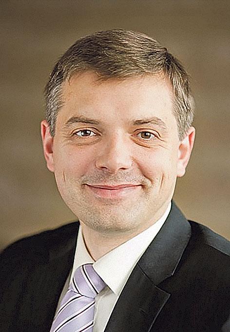 Porträt: Dr. Ulf Kallweit, Leiter Narkolepsie-Zentrum, Klinische Schlaf- und Neuroimmunologie der Universität Witten/Herdecke